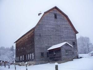 Sylvan Shade Farm Original Barn
